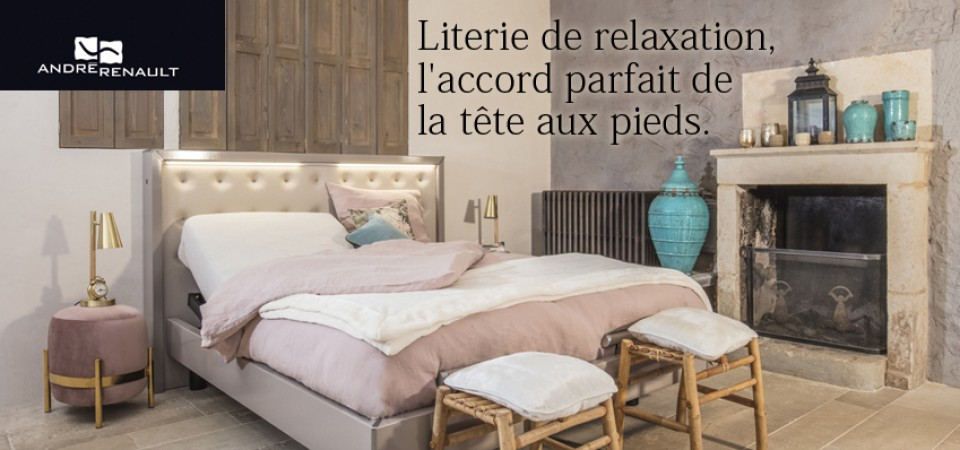 CONFORT NUITS SOMMIER RELAXATION NIMES
